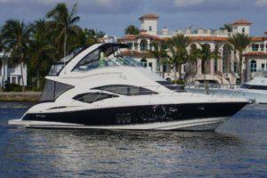 """""""Bulls n' Boats"""" 2007 447 Cruisers Sport Sedan"""