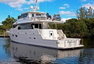 """Andiamo"" Symbol yacht for sale"