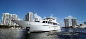 Pilothouse yacht for sale