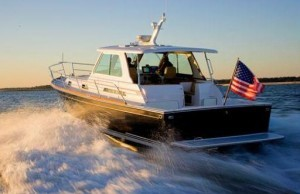 Downeast express yacht for sale