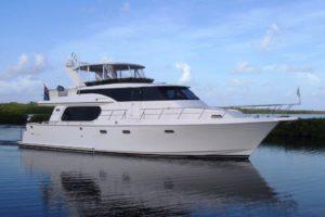 Zen 58 Symbol motor yacht profile