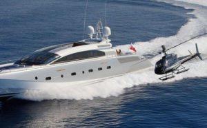 Performance express yacht