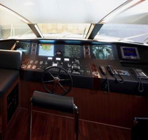 yacht glass bridge