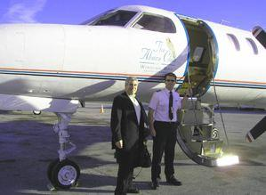 Bahamas private airplane charter