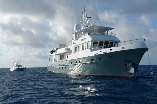 Trawlers for Sale | LRC Yachts | Expedition Yachts | Used