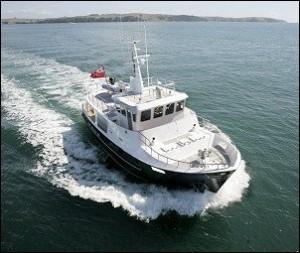 Long range trawler