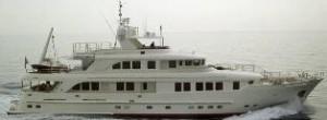 CbI Navi tri deck yacht for sale