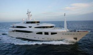 CRN tri deck yachts for sale