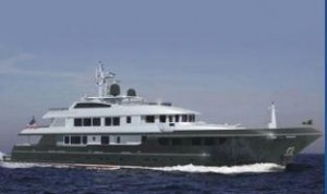 Horizon tri deck yacht for sale