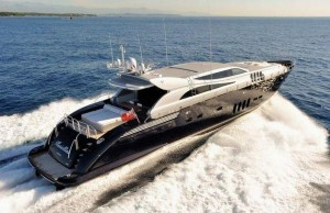 Leopard Performance yacht | large express yacht