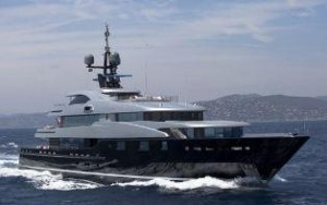 cmn trideck yacht for sale