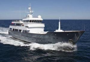 large expedition yacht for sale