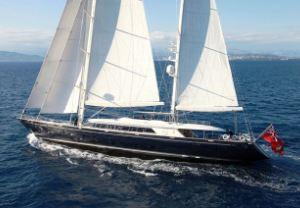 large sailing yacht for sale