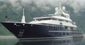 Blohm & Voss yacht for sale