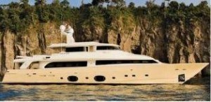 Custom Line trideck yacht for sale