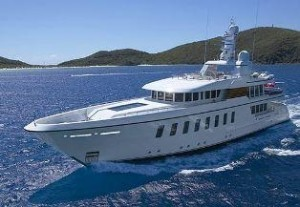 Feadship trideck yacht for sale