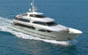Kingship tri deck yacht for sale