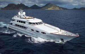 Trinity tri-deck yachts for sale