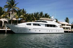 95' Intermarine motor yacht for sale