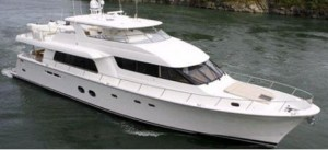 Pacific Mariner 85 yacht for sale