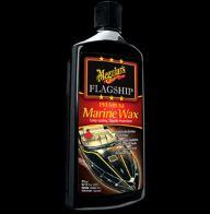 yacht maintenance on your finish means using good wax