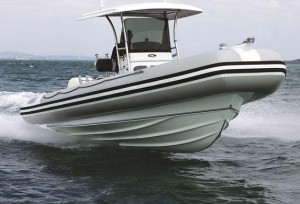Tenders are especially important when considering yacht security!