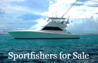 Sportfishers for Sale