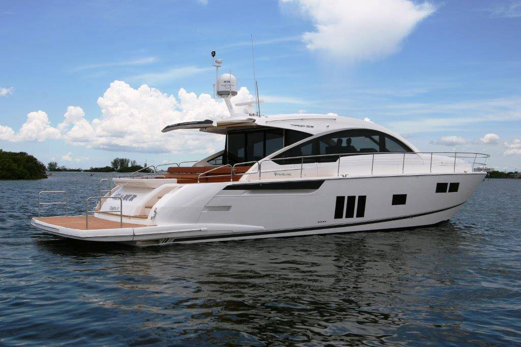 Fairline Gran Turismo 62 for sale profile