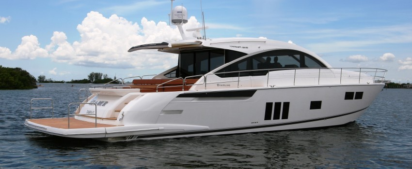 Yacht sales used yachts ak yachts of florida for Used motor yacht for sale