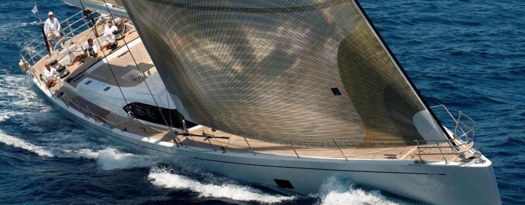 sailing yachts mobile