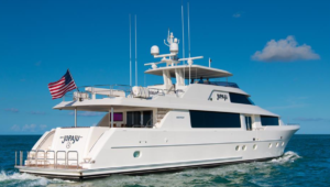 Westport yachts are terrific for yacht buyers going to the Bahamas